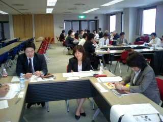 グループ討議の模様(2)